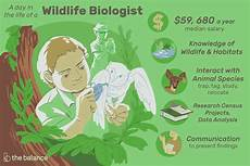 What Do Wildlife Biologists Do Wildlife Biologist Job Description Salary Skills Amp More