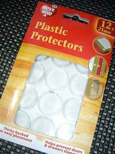 plastic protectors dots pads self adhesive cabinet buffers