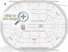 Huntington Center Seating Chart With Seat Numbers Chicago United Center Seat Numbers Detailed Seating Plan