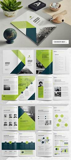 Annual Report Layout Design Annual Report Template Indd Brochure Design Template
