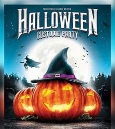 Free Halloween Flyer Template 45 Best Halloween Psd Party Flyer Templates 2016