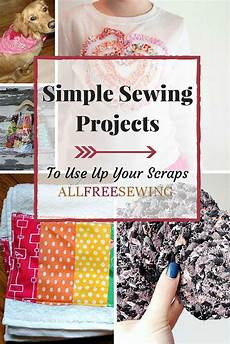 30 simple sewing projects to use up your scraps