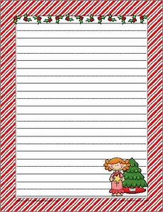 Christmas Themed Writing Paper Christmas Themed Writing Papers Ela Pinterest