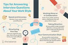 What Skills And Experience Can You Bring To This Role How To Answer Interview Questions About Your Work Style