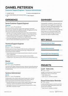 Cv For Customer Service The Best 2019 Retail Amp Customer Service Resume Example Guide