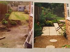 thin garden before and after makeover t43 goy
