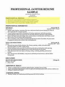 How To Write A Profile On A Resume How To Write A Professional Profile Resume Genius