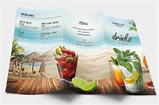 Summertime Party Menus 22 Summer Themed Designs Amp Templates Envato