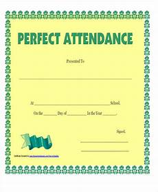 100 Attendance Certificate Template Free 21 Award Certificates Samples Amp Templates In Ms Word
