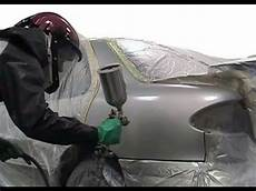 Auto Body Painter How To Paint Your Car Yourself Auto Body Repair Part 2