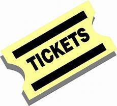 Picture Of Ticket Stub Blank Ticket Stub Clipart Clip Art Library