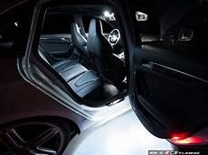 Audi A4 B8 Led Lights Retrofit Ecs News Audi B8 A4 S4 Ziza Led Interior Lighting Kit
