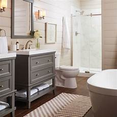 Cost Of Bathroom Renovations Cost To Remodel A Bathroom The Home Depot