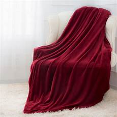 shop for moonen flannel throw blanket luxurious size