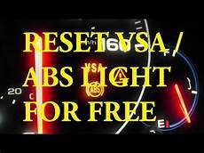 Abs Vsa Lights Honda Civic 2006 Honda Odyssey Vsa Warning Light Stays On