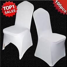 achetez en gros polyester housses de chaise universelle en