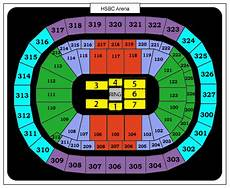 Buffalo Sabres Arena Seating Chart First Niagara Center Seating Chart Buffalo Sabres