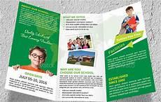 School Brochures Templates 10 Awesome School Brochure Templates Amp Designs