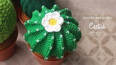 tutorial amigurumi cactus 1 misyelshin crochet