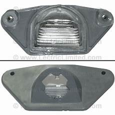 Licence Plate Light Assembly License Plate Light Assembly 00912116 Lectric Limited