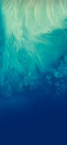 Iphone 8 Wallpaper Abstract by Ios 11 Iphone X Aqua Blue Water Underwater Abstract
