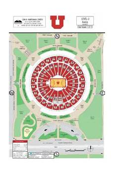 Huntsman Center Seating Chart Seating Maps Stadium Amp Arena Event Services University