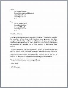 Award Acceptance Letter Example Sample Proposal Acceptance Letter Free Sample Letters