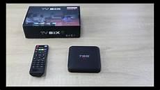 T95 S1 Amlogic S905w Qcta Core Smart 1gb 2gb 8gb 16gb 4k