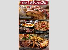 Specials   Limited Time Only   Uno Pizzeria & Grill