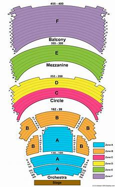 The Sylvee Wi Seating Chart Overture Center For The Arts Seating Chart Overture