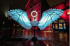 Distillery District Light Festival 2019 Hours The Toronto Light Festival In The Distillery District