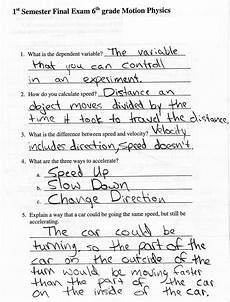 Homework Help Science8th Grade