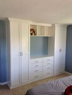 Cute Wardrobe Design 30 Ideas Of Built In Wardrobes With Tv Space