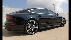 2016 audi rs7 quick drive and price youtube