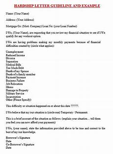Sample Of Hardship Letter Financial Hardship Letters And How To Make It Impressive