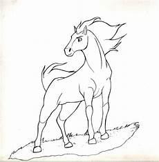 Pferde Ausmalbilder Spirit Spirit Stallion Of The Cimarron Malvorlagen Pferde