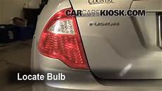Change Light 2010 Ford Fusion Reverse Light Replacement 2010 2012 Ford Fusion 2010