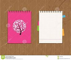 Cover Page For Notebook Notebook Cover And Page Design Stock Vector Image 16082848