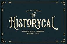Lettering Font Style Historycal 2 Font Styles Display Fonts Creative Market