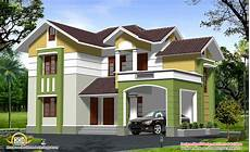 Www Home Design Story Traditional Contemporary Style 2 Story Home Design 2537
