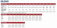 Gildan Youth Medium Size Chart Gildan 174 Size Chart New Season Merchandise