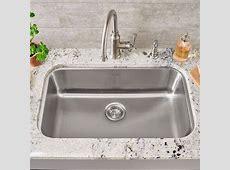 Portsmouth Undermount 30x18 Single Bowl Kitchen Sink   American Standard