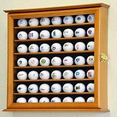 49 golf display cabinet wall rack holder w 98