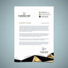 What Are Letterheads Golden Letterhead Design Download Free Vectors Clipart