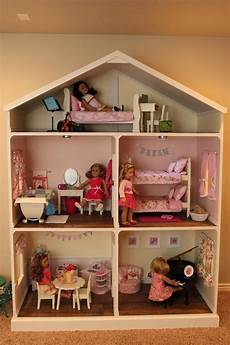 Design A Dolls House Doll House Plans For American Girl Or 18 Inch By Addielillian