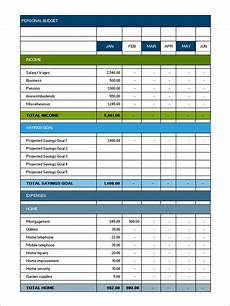 Ms Excel Templates Free Download 33 Budget Templates Word Excel Pdf Free Amp Premium