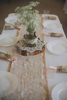 rustic table setting rustic wedding inspirations