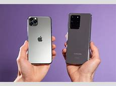 Samsung Galaxy S20 vs iPhone 11 Pro: 5 features Samsung