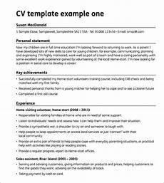 Blank Cv Format Download Downloadable Blank Resume Template Best Resume Examples