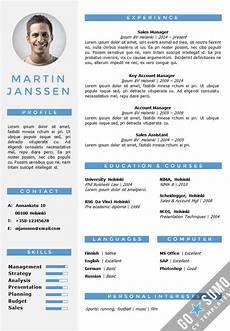 Resume Template Ms Word Cv Resume Template Helsinki Docx Pptx Gosumo